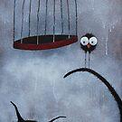 Save the bird by StressieCat