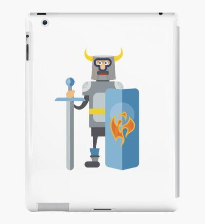 Mitovich knight in armor  iPad Case/Skin
