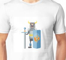 Mitovich knight in armor  Unisex T-Shirt