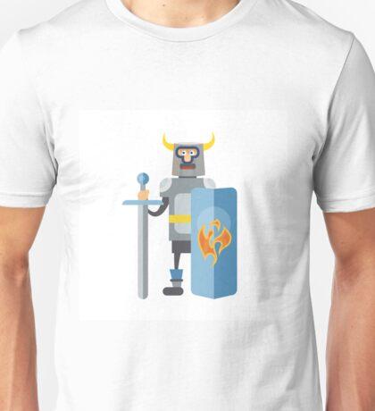 Mitovich knight in armor  Unisex T-Shirt