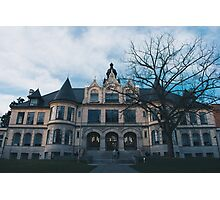 Denny Hall Photographic Print