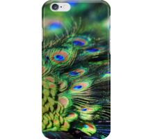 Peacock Spectacular iPhone Case/Skin