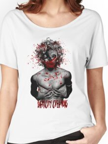 Zombie Madonna Women's Relaxed Fit T-Shirt