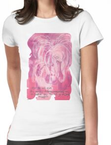 In All Your Ways Womens Fitted T-Shirt