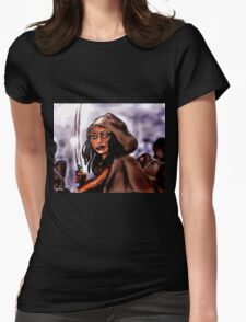 """Michonne [and """"friends""""] T-Shirt"""