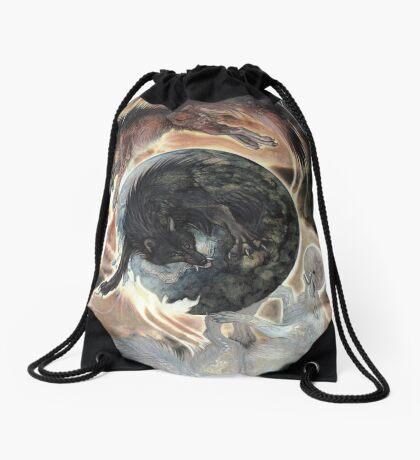 Ragnarok Drawstring Bag