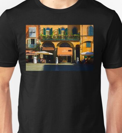 Lucca Eatery Unisex T-Shirt