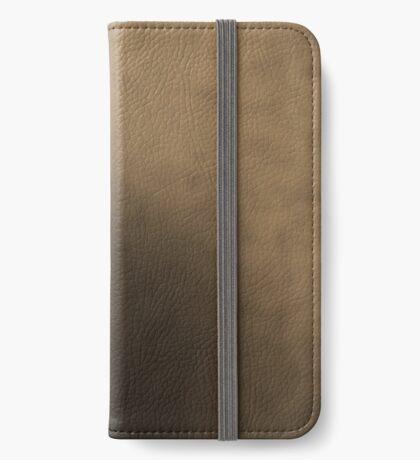 Brown Shades iPhone Wallet/Case/Skin