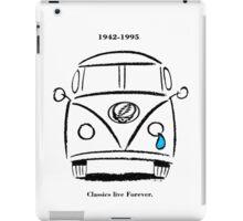 Classics Live Forever Stealie iPad Case/Skin