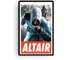 -GEEK- Altair Assassin's Creed Canvas Print
