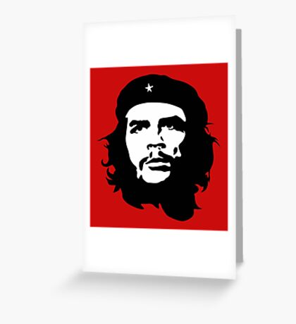 Che! Greeting Card