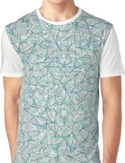 Wintertide - abstract branches Graphic T-Shirt