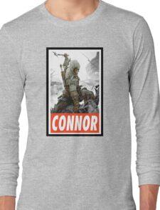 -GEEK- Connor Assassin's Creed Long Sleeve T-Shirt
