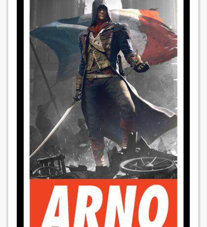 -GEEK- Arno Dorian Assassin's Creed Sticker