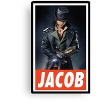 -GEEK- Jacob Frye Assassin's Creed Canvas Print