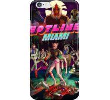 Hotline Miami iPhone Case/Skin