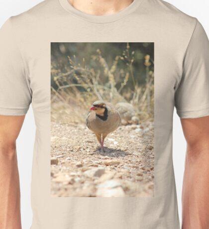 Chukar Partridge Unisex T-Shirt