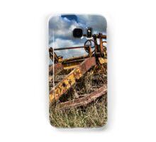Old Farming Equipment Samsung Galaxy Case/Skin
