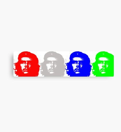 Che Quadriptych  Canvas Print