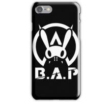 BAP LOGO Warrior Begins iPhone Case/Skin