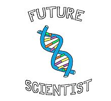 Future Scientist Photographic Print