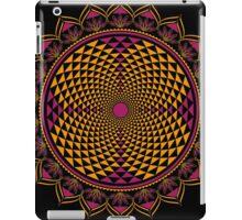 Crown Chakra, Sahasrara , Yoga, Buddhism, Lotus Flower iPad Case/Skin