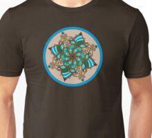 Lovely Earth Spirit Sacred Mandala Unisex T-Shirt