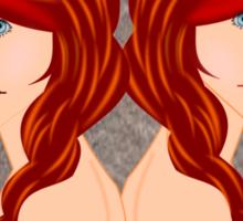 Gemini : Zodiac Sign (6064 views) Sticker