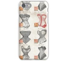 The Red Corset iPhone Case/Skin