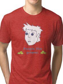 Gavin Free - People Like Grapes Tri-blend T-Shirt