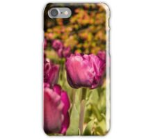 Saigon Tulips iPhone Case/Skin
