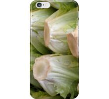 Lettuce All Come Together iPhone Case/Skin