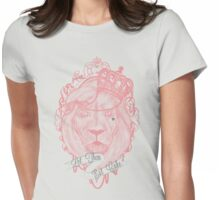 Liontoinette Womens Fitted T-Shirt