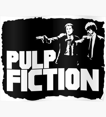 So pulp Poster