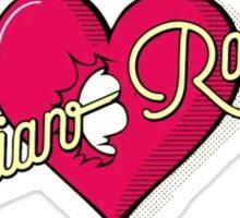 roussian roulette Sticker
