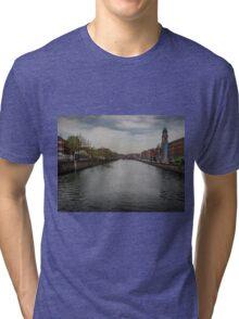 Mellows Bridge Tri-blend T-Shirt