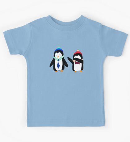 Penguin Duo Kids Tee