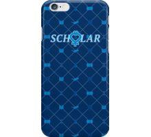 SCHOLAR iPhone Case/Skin