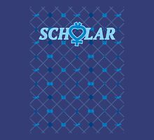 SCHOLAR Womens Fitted T-Shirt