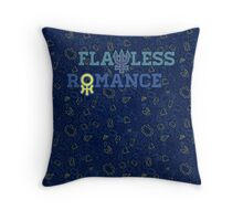 FLAWLESS ROMANCE Throw Pillow