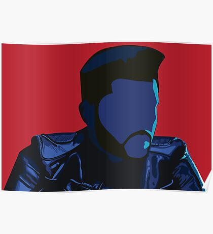 The Weeknd - Starboy Poster