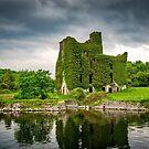 Menlo Castle by mlphoto
