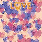 LOVE by meatballhead