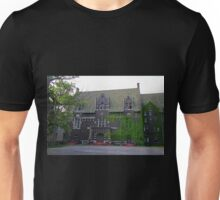 Old West End Mary Manse College Auditorium aka Lois Nelson Theater I Unisex T-Shirt
