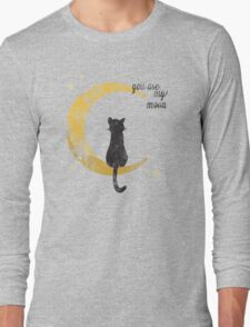 My Moon Long Sleeve T-Shirt