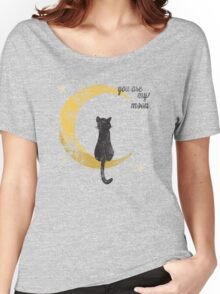 My Moon Women's Relaxed Fit T-Shirt