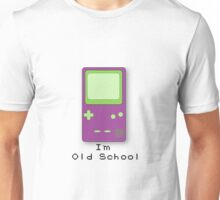 Old School Handheld Unisex T-Shirt