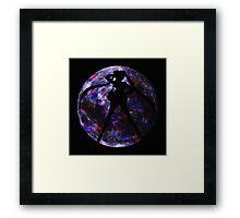 Moonie Framed Print