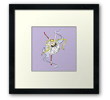 Sailor Ballerina Framed Print