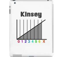 Kinsey Scale iPad Case/Skin